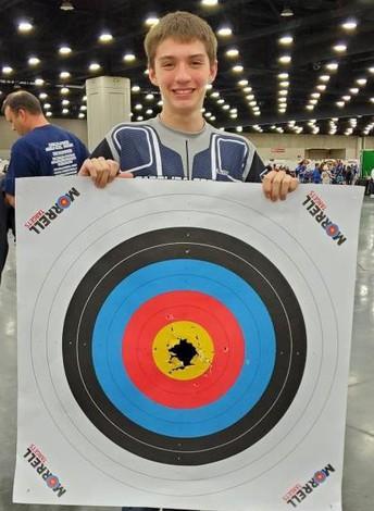 Husky Archery Team News