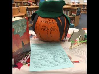 Pumpkin Nadia