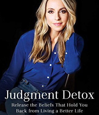 Judgment Detox by Gabrielle Bernstein