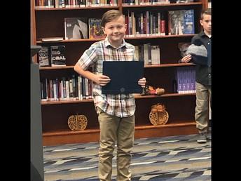Viking Spirit Award Winner