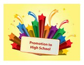 Attention 8th Grade Parents re: Promotion Ceremony and Activities