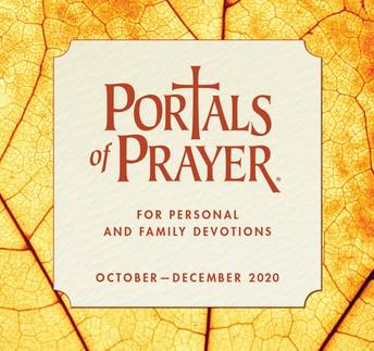 Portals of Prayer and Devotionals