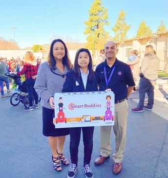A Gift for Valley Elementary School