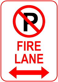 Fire Lanes