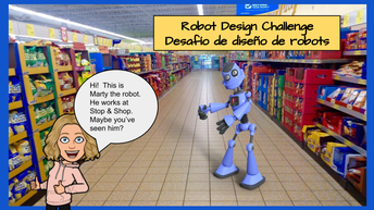Build A Robot Challenge!
