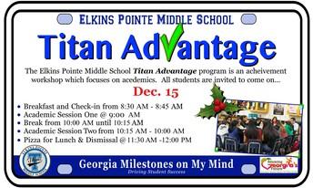 Titan Advantage - 12/15