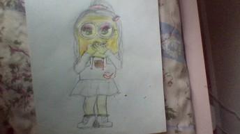 Jaylee P., Grade 4