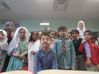Second Grade Team