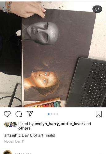 Follow Our Amazing Art Program on Social Media