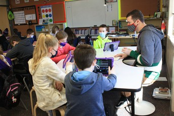 Project LIT brings Timber Ridge Readers Together