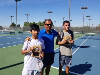 Middle School Tennis Tournament