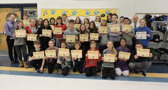 November Boomerang Youth Recognition