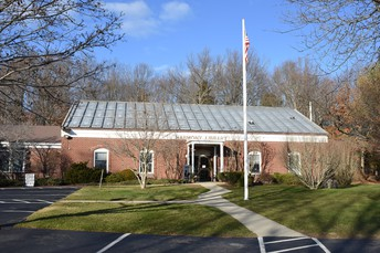 Glocester Libraries - The Harmony Library and the Glocester Manton Library
