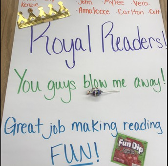 Royal Readers