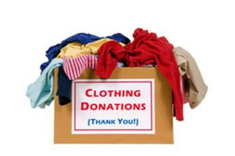 Clothing Donations for Nurse's Office