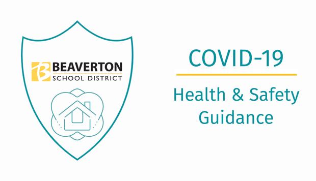 COVID-19 Health & Safety Guidance graphic