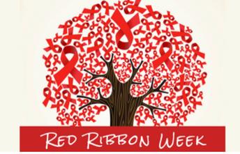 Red Ribbon Week October 23-30