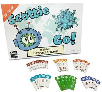 Scottie Go! Coding Game