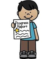 Progress Reports Home Today with Some Students on Fri. 1/31