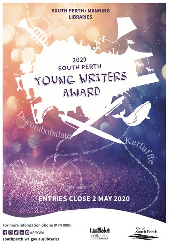 South Perth Young Writers Awards 2020