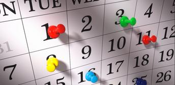 January Important Dates