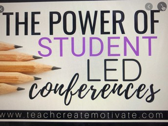 Student Lead Portfolio Conferences for Orion Alternative Students