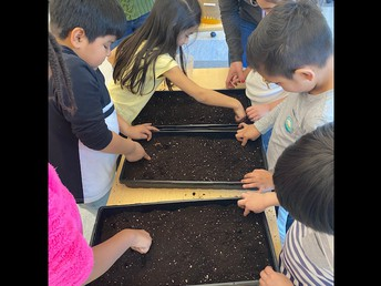 Farm to Byram Returns- 2nd Grade!