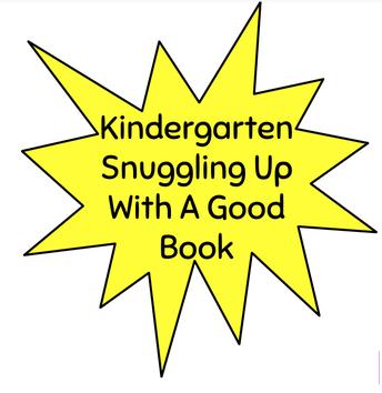 Kindergarten Happenings....