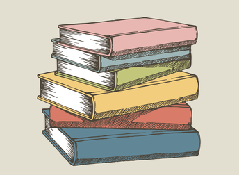 many new book titles added to library