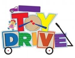Jingle Bell Drop Toy Drive
