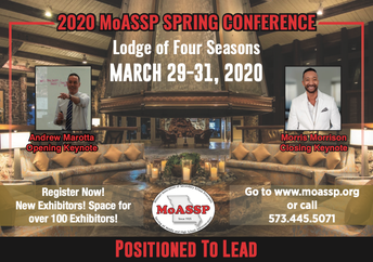 MoASSP Spring Conference (Tentative Schedule)