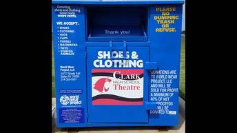 Support Clark Theater with World Wear Donations
