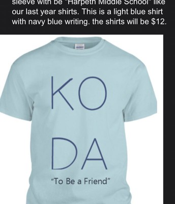 Speaking of KODA....