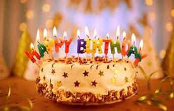 Happy Birthday Celebrations!