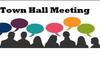 Town Hall Meetings This Week