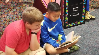 Buddy Reading on Wednesday