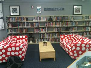 Parkway South Middle Library