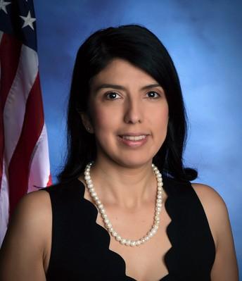 Dr. Joanna Dorado, Clerk
