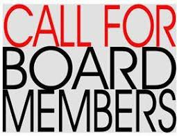 HSA BOARD POSITIONS AVAILABLE