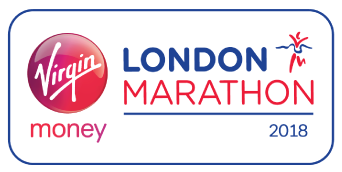 The London Marathon 2018 - Caroline Legg
