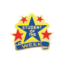 Congratulations to our Golden Eagle High School Students of the Week!