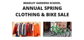 $1-2-3 Clothing & Bargain Bike Sale is Coming!