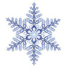 Picture of a snowflake