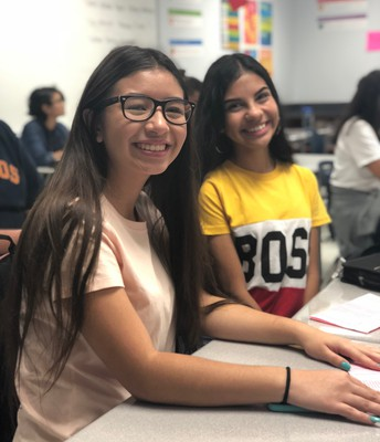 Angelica Sanchez & Prisila Lara