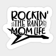 Happy (belated) Mother's Day, Band Moms!