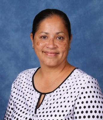 Joann Ortiz- Student Discipline Assistant