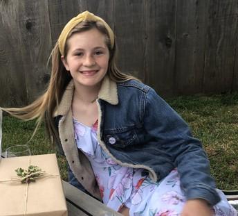 7th Grade Cub- Grace B.