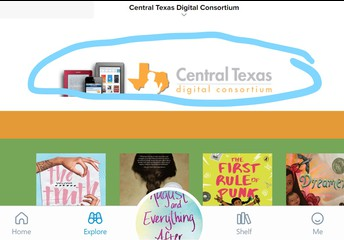 Now you also have access to all titles in the Central Texas Library Consortium.