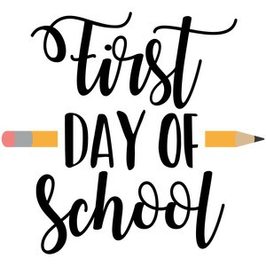 What do I do the first day of school?