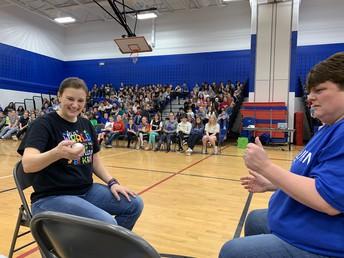 Mrs. Phelan and Mrs. Clay
